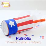 Confetti Fireworks: Engineering for Kids