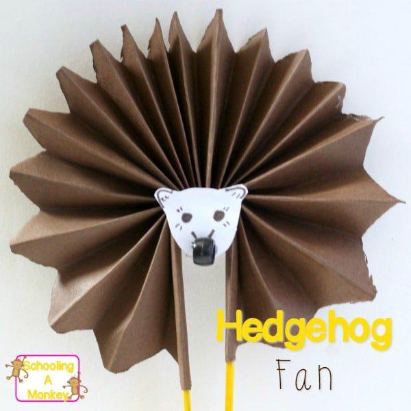 hedgehog art feature