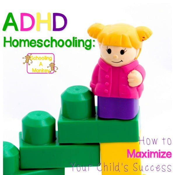 ADHD Homeschooling: How to Maximize Your Child's Success