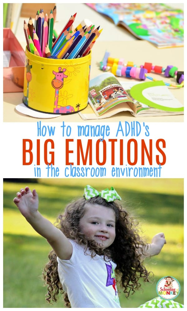 When teaching a child with ADHD, rough days will happen. Use these tips to get through rough patches with ADHD and emotional outbursts and help your child learn! The key to success for a child with ADHD is to learn emotional regulation and impulse control. #adhd #teachingadhd #specialneeds #parentingadhd