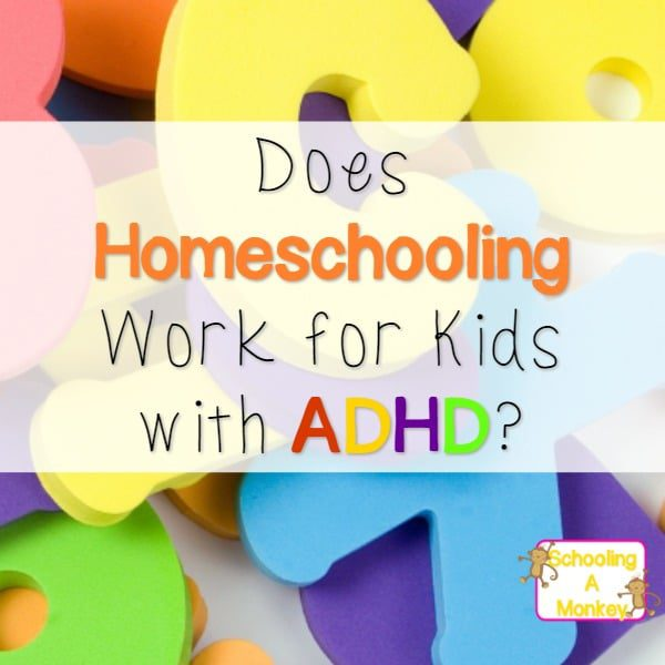 Should I Homeschool My ADHD Child? If your child has ADHD, you may be wondering if homeschooling is an option. Learn all about ADHD homeschooling here.