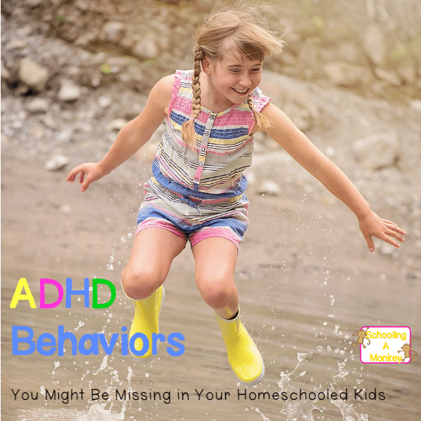 Homeschooling has many advantages, but it can make it harder to identifying children with ADHD. Look for this hidden ADHD behavior in your child.