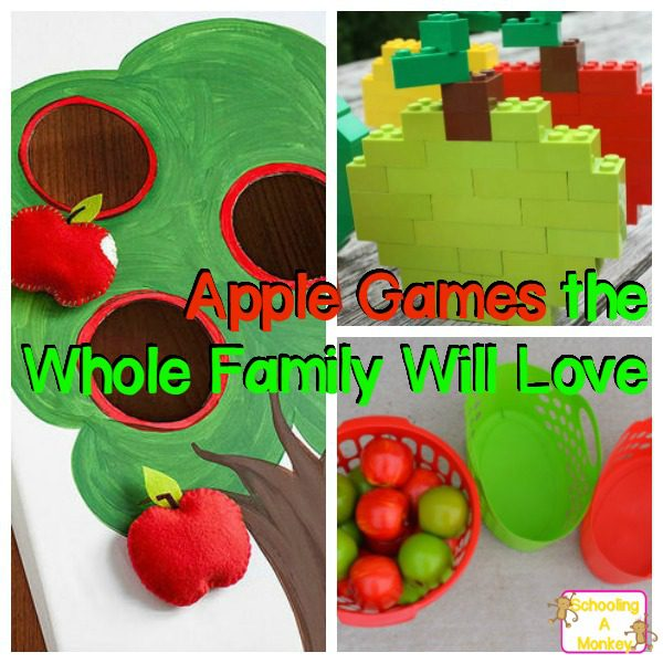 Apple Games Kids of All Ages Will Go Nuts For
