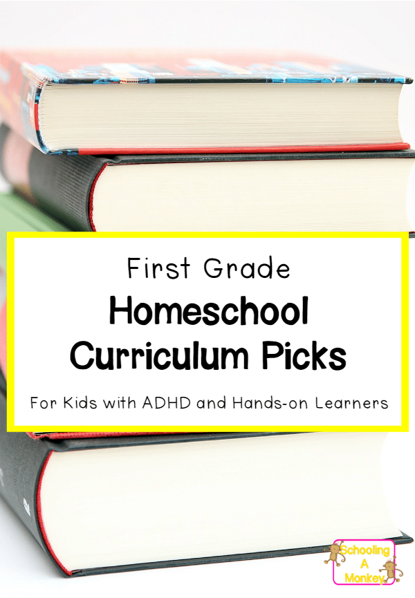 If you are homeschooling a kid with ADHD, check out this 1st grade homeschool curriculum review to help you pick the right curriculum for your ADHDer.