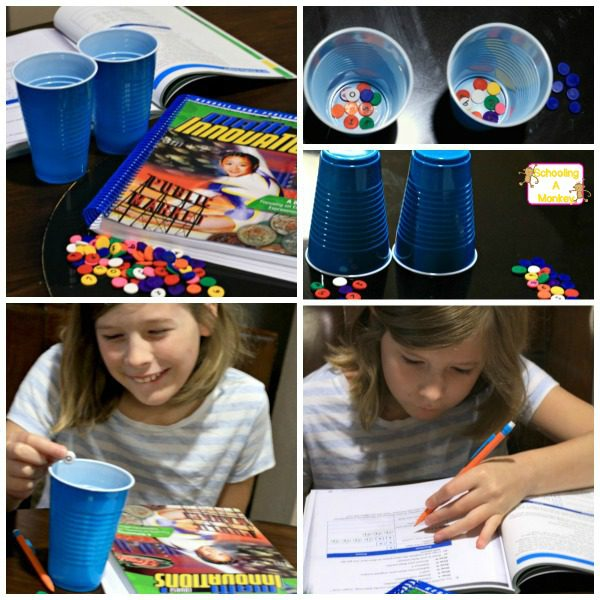 Math is a struggle for many kids. Try these fun math activities from the Kendall Hunt Math Innovations book and make math fun again!