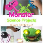 Creepy Monster Science and STEM Activities That Will Delight Your Kids