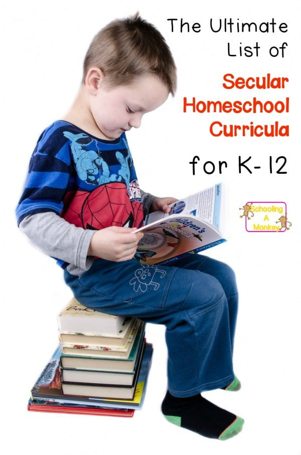 Secular homeschoolers need secular homeschool curriculum. We've listed the good and removed the bad so you can select secular curriculum with confidence.