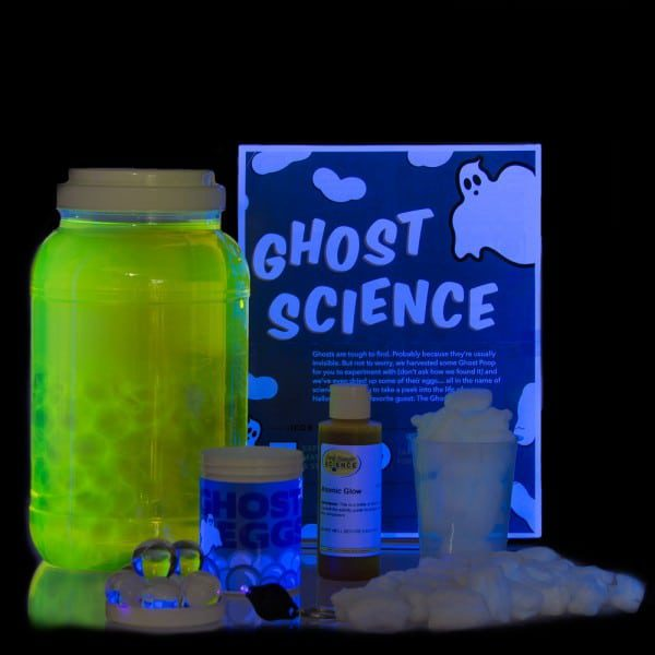 Kids will be grossed out in the best way possible when you show them these Halloween science experiments and STEM activities. Science has never been so fun!