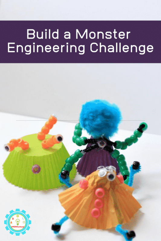 build a monster engineering challenge