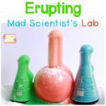 Halloween Science Lab: Erupting Mad Scientist Potion