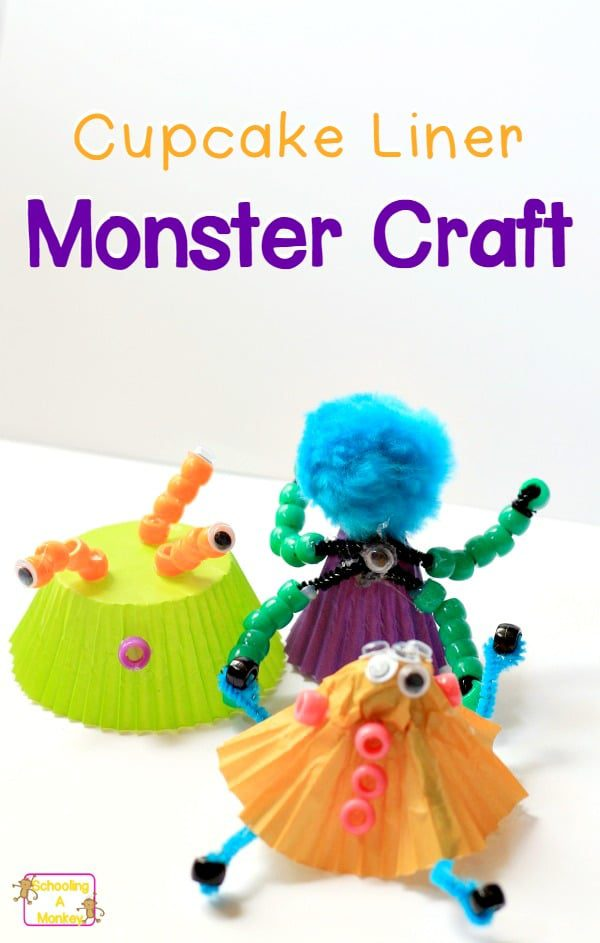 Bring engineering skills to life with this fun engineering activity where kids build a 3D monster craft for Halloween. Engineering has never been so fun!