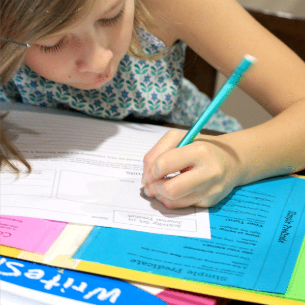 We love Write Shop and the fun writing activities it has that even reluctant writers love!