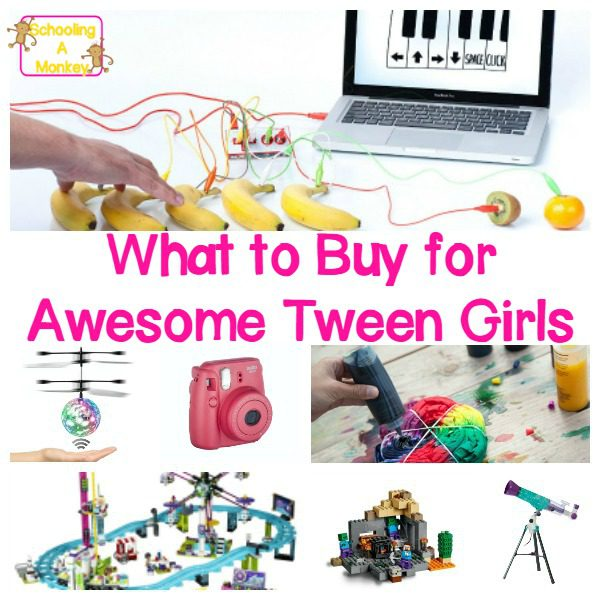 are you wondering what to get a 10 year old girl use these gifts for