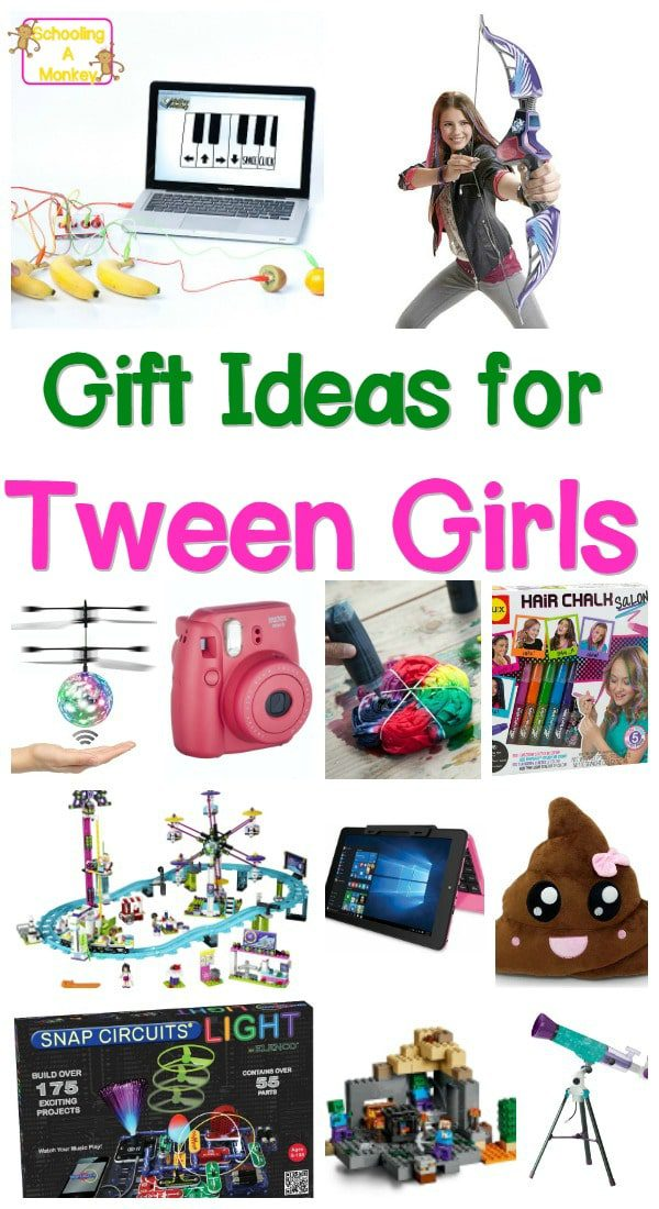 Are you wondering what to get a 10 year old girl? Use these 10 year old girl gift ideas to make your shopping easier. The best gifts for 10 year old girls are the ones on this list! Shopping for tween girl gifts is easier than ever. #giftideas #tween #giftlist #wishlist