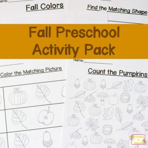 fall-preschool-activity-pack