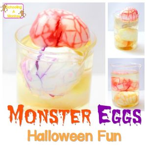 Halloween Experiments: Pickled Monster Eggs