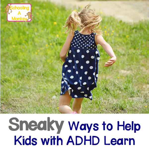 Sneaky Hands-On Teaching Methods for Kids with ADHD