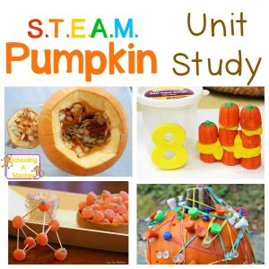 STEAM-Focused Pumpkin Theme For Teachers and Homeschoolers