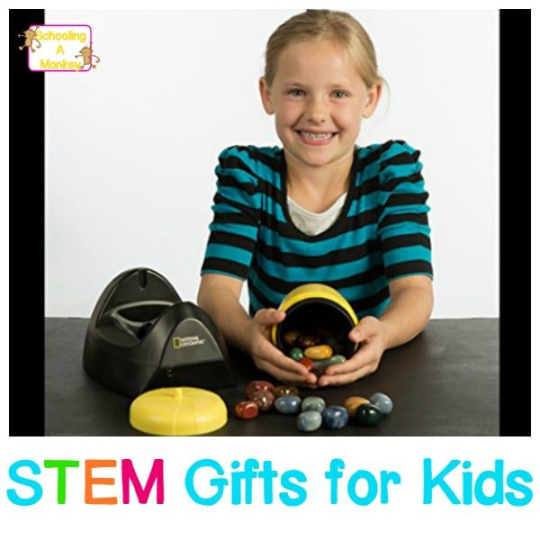 Ridiculously Fun and Unbelievably Awesome STEM Gifts for Kids