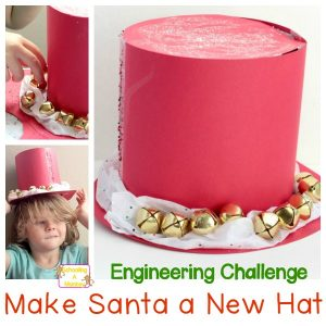 Simple Engineering Projects: Construct a New Hat for Santa