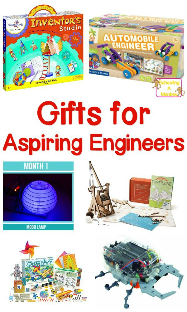 Inspire your kids to grow up to be engineers, innovators, and creators with these kids engineering kits. This gift guide has picked the best for all ages.