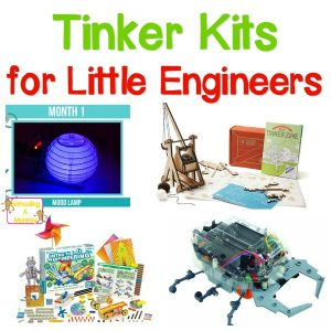 Gift Guide: Kids Engineering Kits for Aspiring Engineers