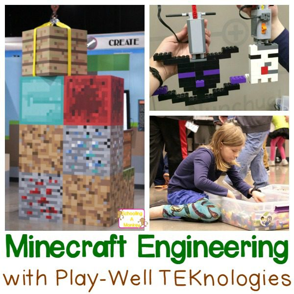 Minecraft Engineering with Play-Well TEKnologies