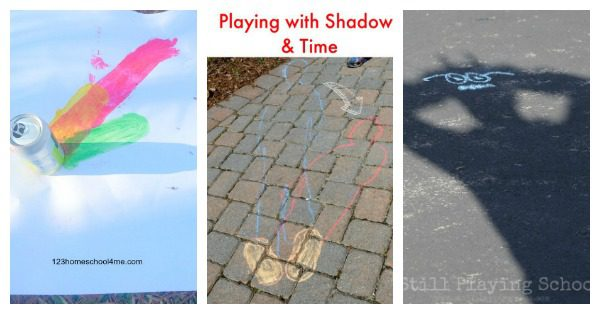 Try these fun and educational shadow activities to teach children about how shadows work and what you can learn from them!