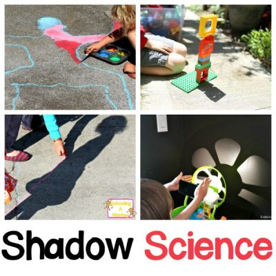 Shadow Activities: Hands-On Shadow Experiments for Kids