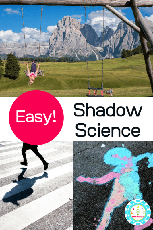 Try these fun and educational shadow activities to teach children about how shadows work and what you can learn from them using these shadow science experiments!