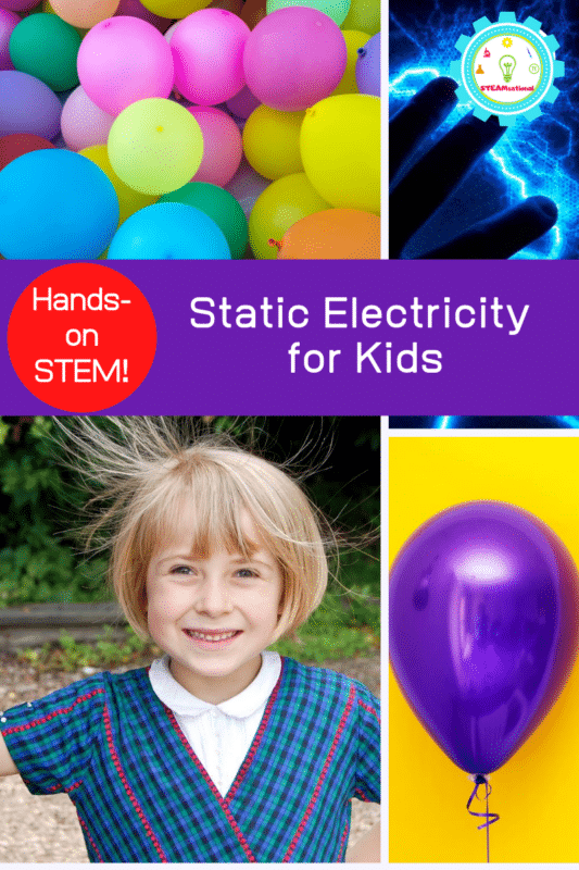 static electricity for kids
