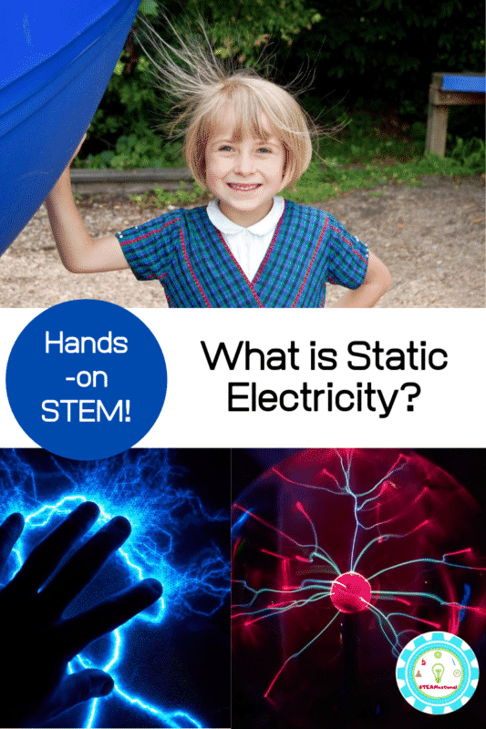what is static electricity for kids