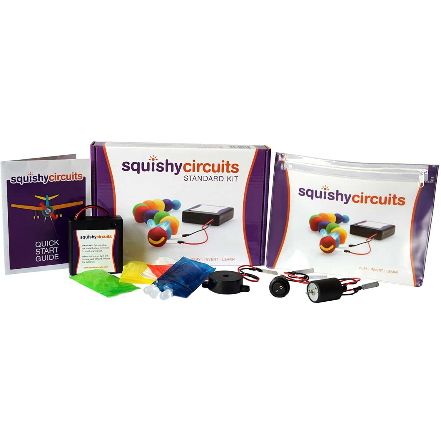 Wondering how to use Squishy Circuits? All the tips and tricks you need in one place to maximize the educational value of this wonderful product!
