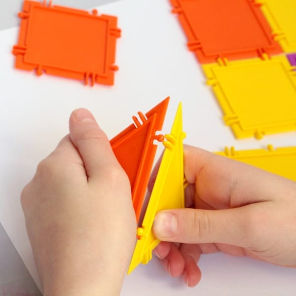 If your kids/class has a love/hate relationship with geometry (or maybe a hate-hate relationship), then these hands-on geometry lessons are for you!