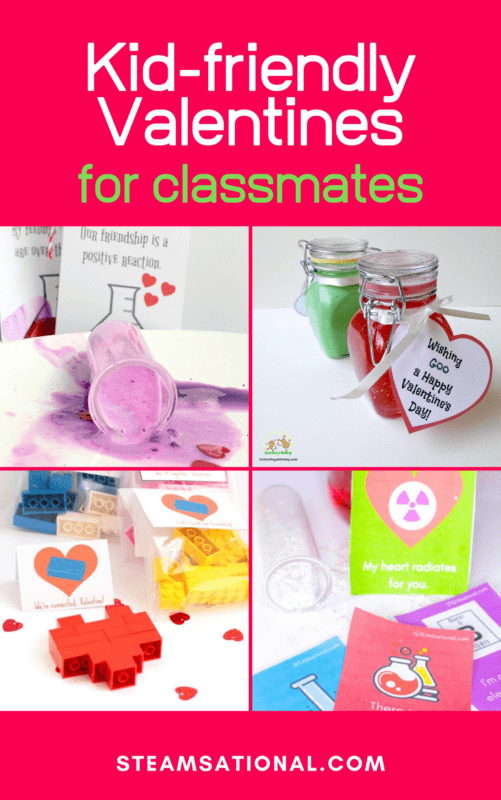 kid friendly valentines for classmates
