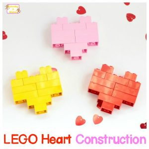 Valentine's Day Engineering Challenge: Build a Lego Heart
