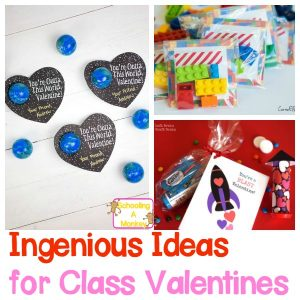 Ingenious School Valentine Ideas For Classmates and Friends