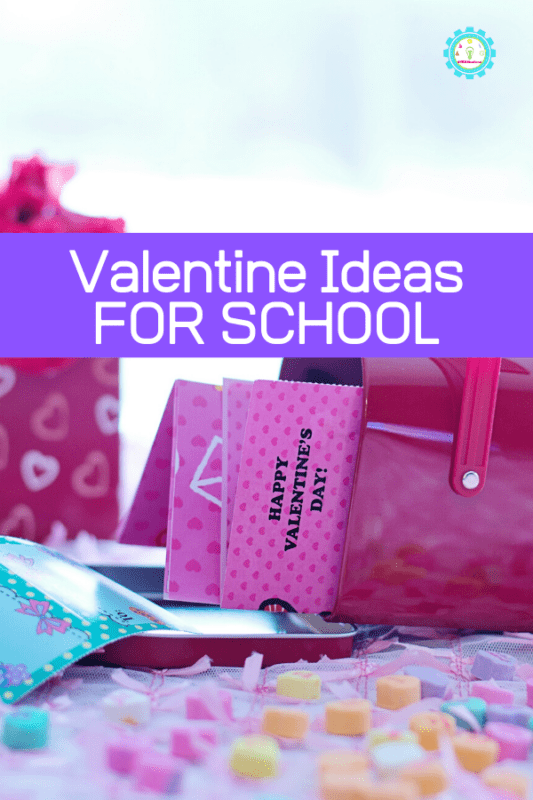 valentine ideas for school
