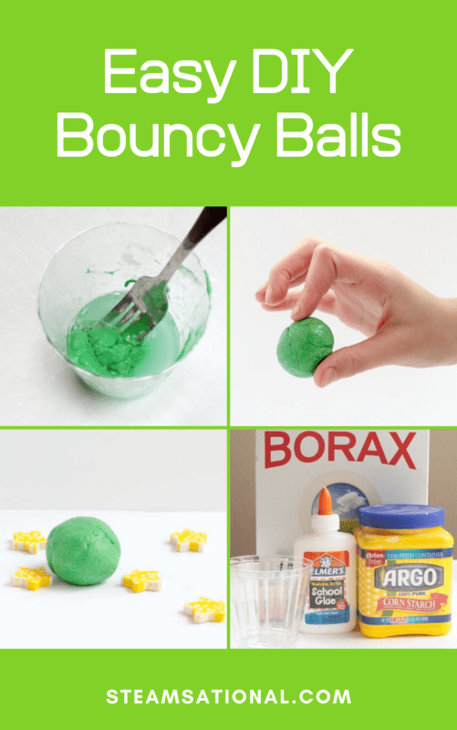 bouncy ball experiment