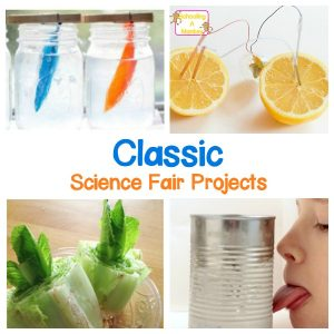 Classic Science Fair Projects for Kids in Elementary School