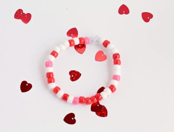 If you want to help your kids learn to code, this simple Valentine's Day coding bracelets challenge is a fun way to make coding come alive!