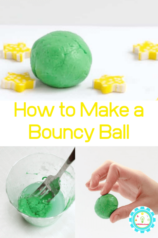 how to make a bouncy ball