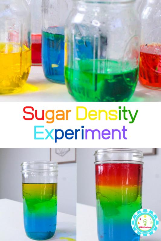 liquid tower experiment