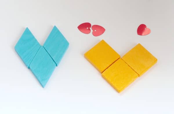 If you love Valentine's Day and also math, then you'll have a blast with the pattern block hearts challenge! It's the perfect way to make geometry fun.
