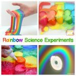Rainbow Science Experiments for Bright, Happy Learning
