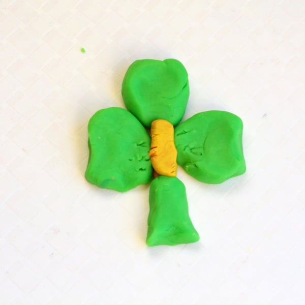 Teach the basics of circuits to kids with this Squishy Circuits Shamrock! Tons of fun for St. Patrick's Day learning that will last beyond the holiday.