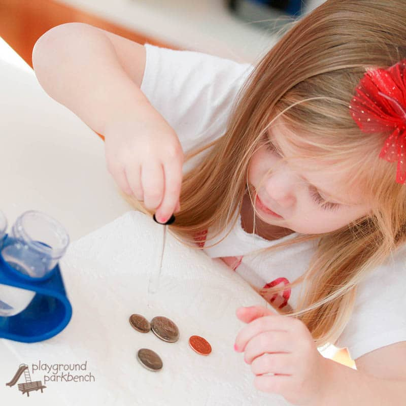 Have a toddler? Start a love of science early with these STEM projects for toddlers! Little ones will love these creative and educational ideas!