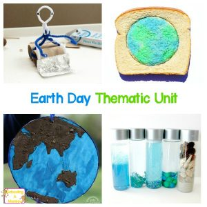 Fun and Educational Ideas for an Earth Day Unit Study