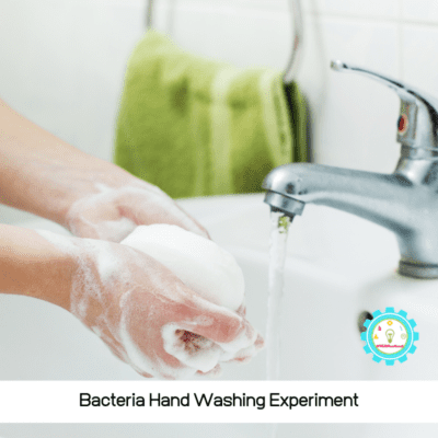 Hand Washing Science Experiment