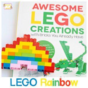 Engineering Challenge: Build a LEGO Rainbow